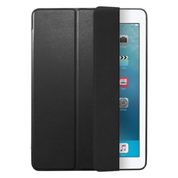 iPad 9.7 2018 / 2017 Case Smart Trifold Stand [Colour:Black]