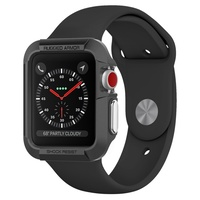 Apple Watch Series 3 (42mm) Case Rugged Armor [Colour:Black]