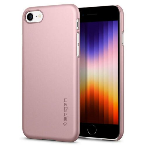 iPhone 7 Case Thin Fit [Colour: Rose Gold]