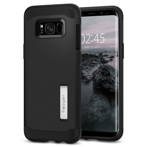 Galaxy S8 Case Slim Armor [Colour: Black]