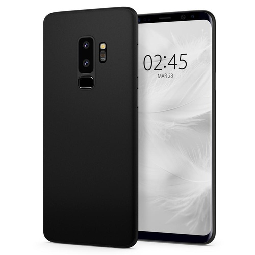 Galaxy S9 plus Case Air Skin [Colour:Frosted Black]